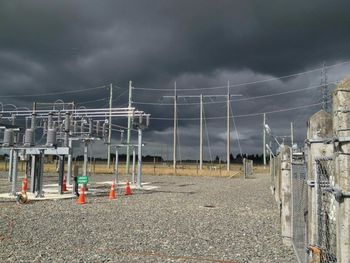 Winton 66kV CB Maintenance under permit