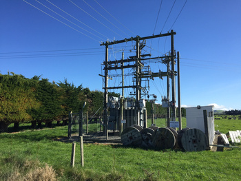 Original Centre Bush Substation