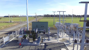 New Centre Bush Substation